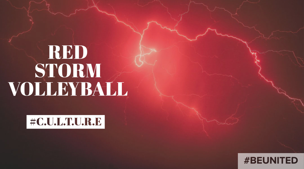 Red Storm Volleyball Opens With Win