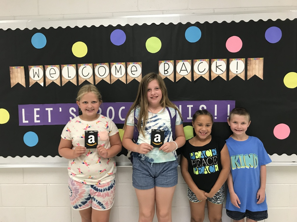 Top MyOn Summer Readers!