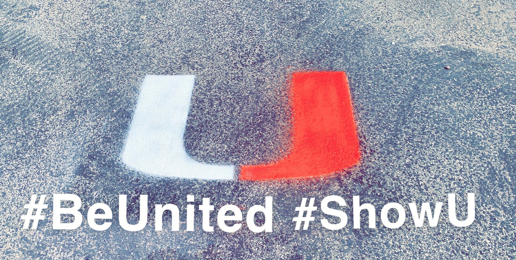 UHS FB #BeUnited #ShowU